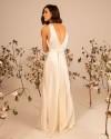 A line V neck wedding dress PENELOPE