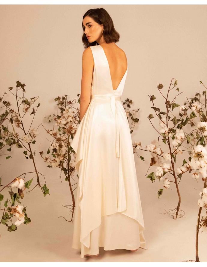 Bridal top DAPHNE