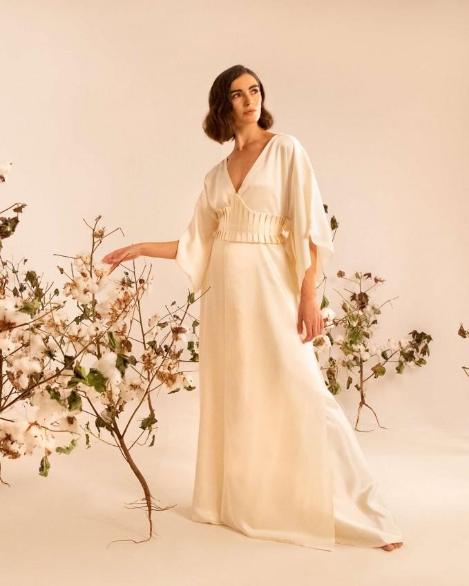 Silk wedding belt PROTOMEDIA
